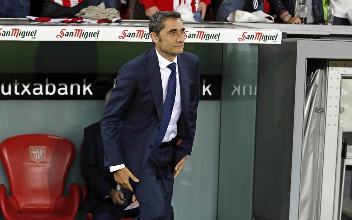 First win for Valverde on his return to San Mamés