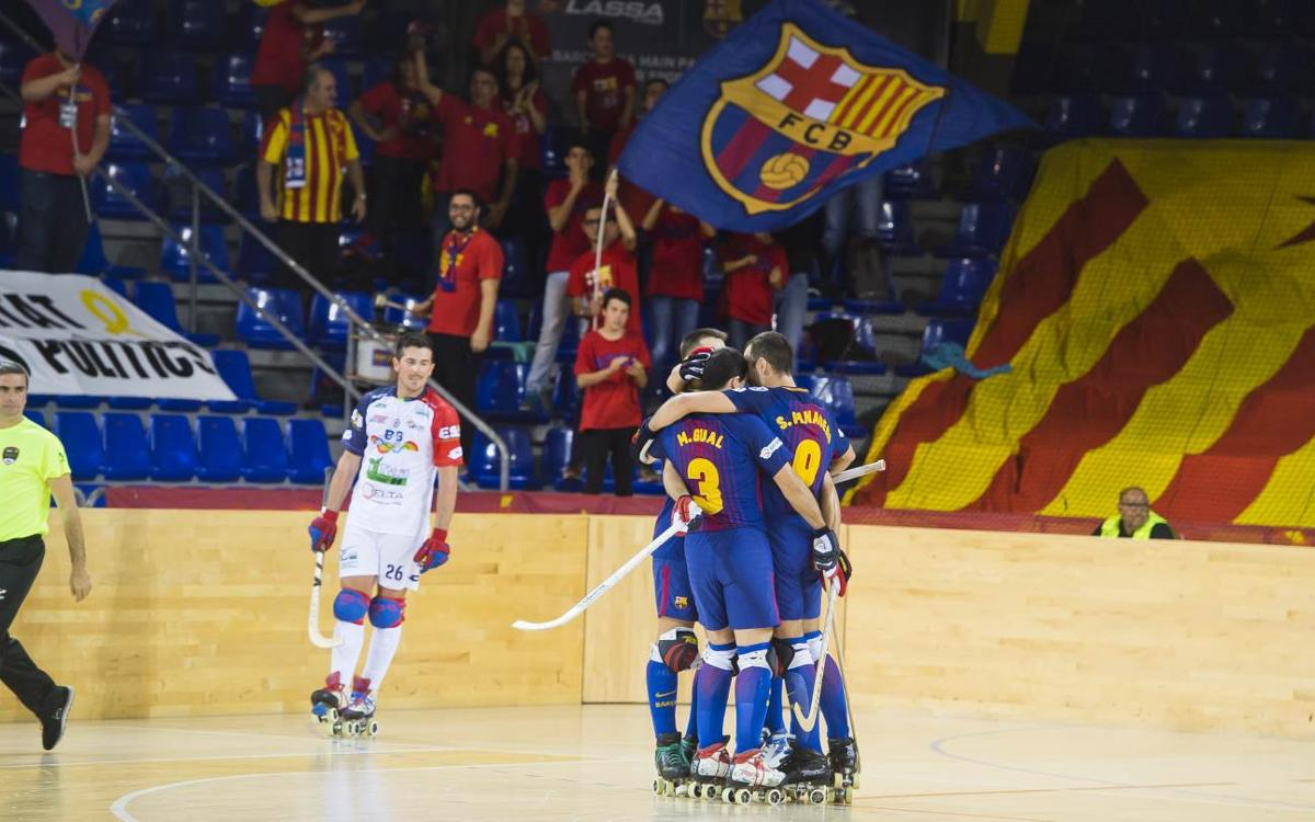 FC Barcelona Lassa – Citylift Girona: Sense estop al Palau!
