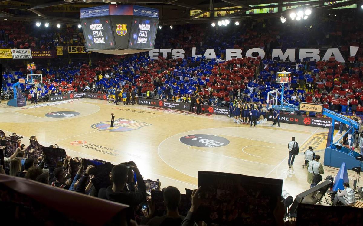 Las entradas para el Barça Lassa - Real Madrid, a la venta