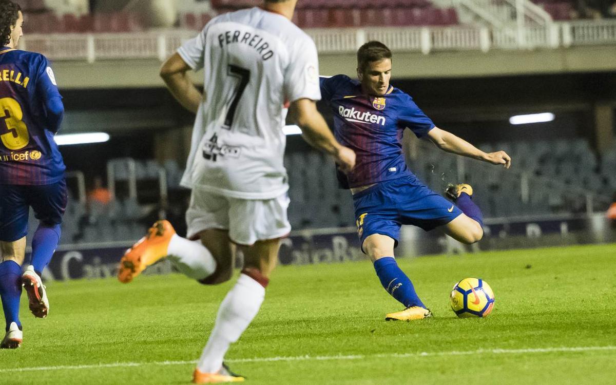 Barça B – UD Almeria: Recuperar sensacions