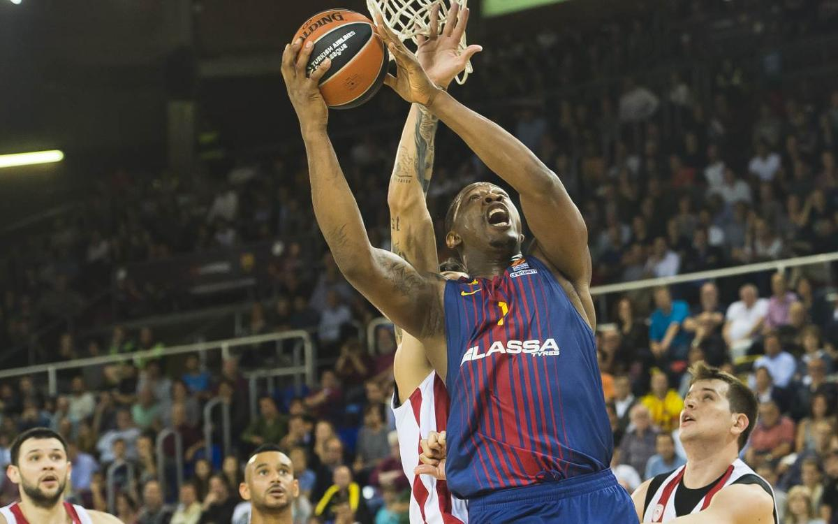 FC Barcelona Lassa 73-51 Olympiacos: Back in business