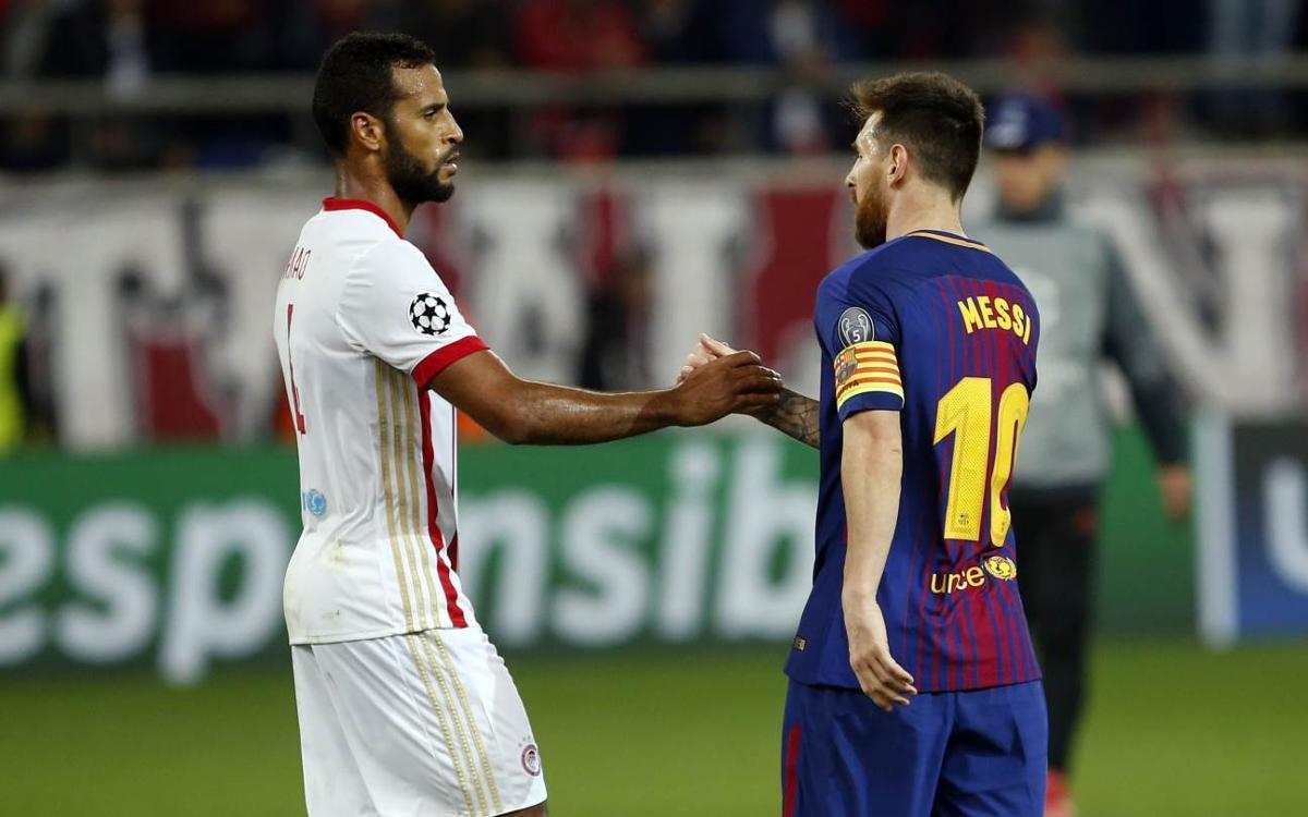 Vidéo - Chronique | Olympiakos – FC Barcelone : Un peu plus près des 8èmes (0-0)