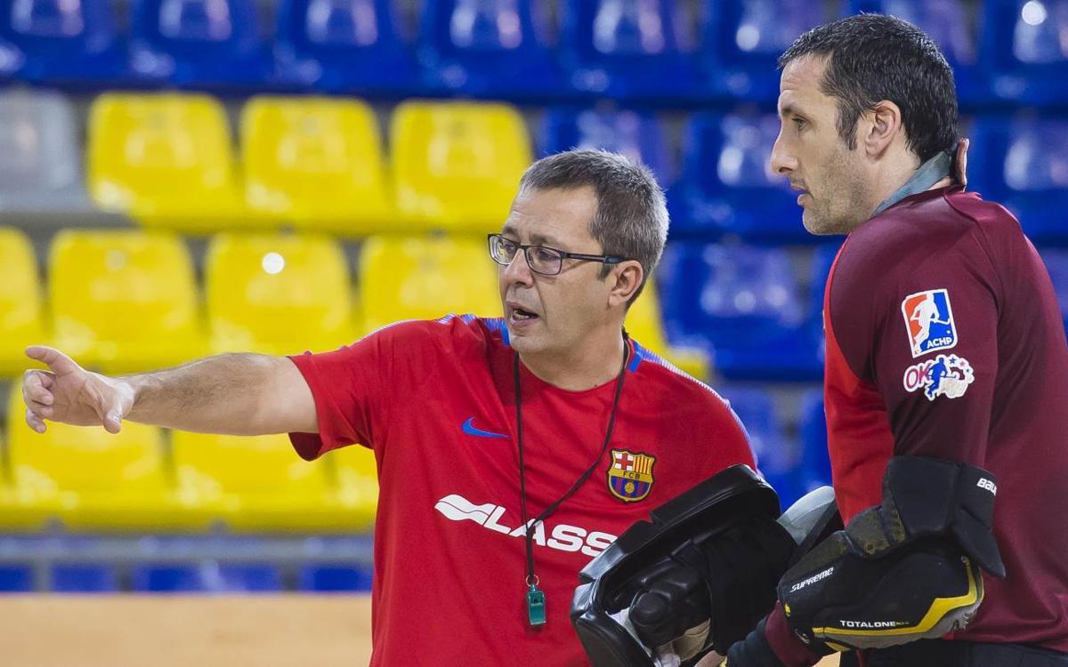 """Edu Castro: """"L'OK Lliga és la competició més important"""""""