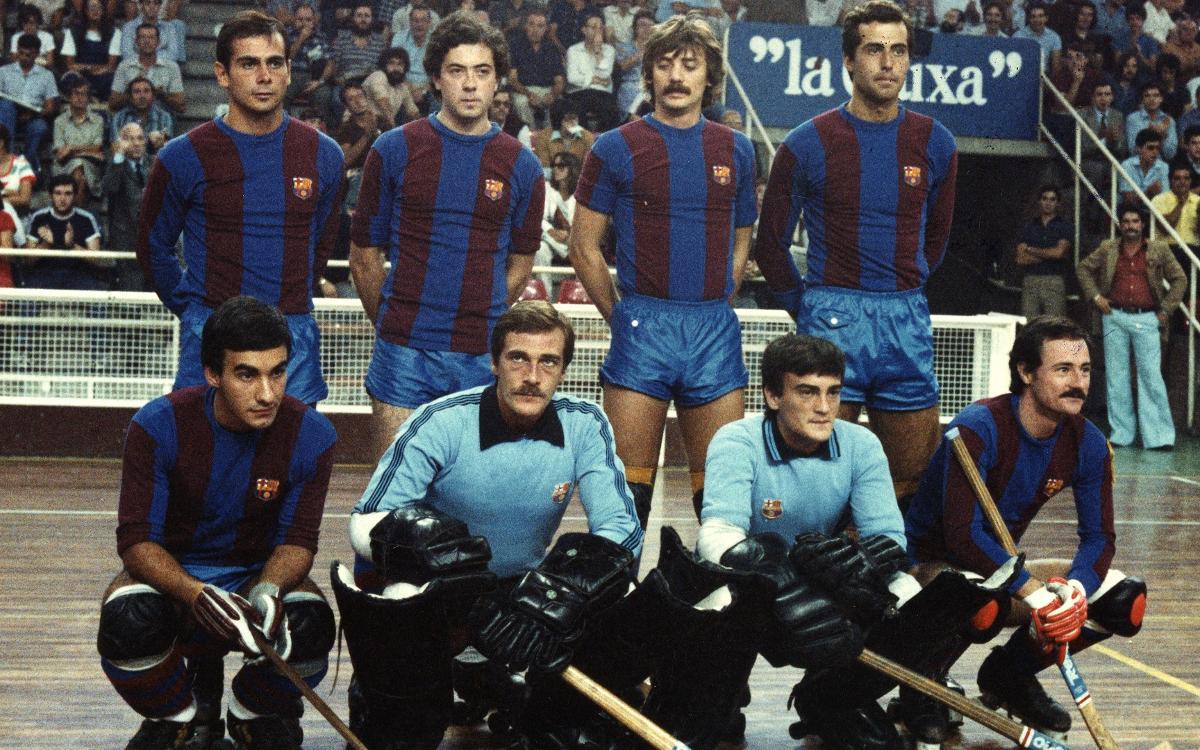 El FC Barcelona, tres veces campeón de la Copa de las Naciones en Montreux