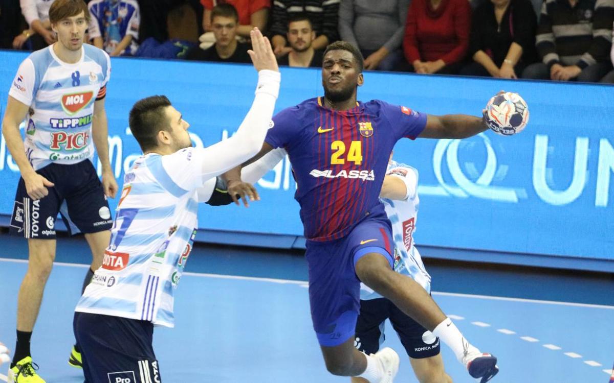 Pick Szeged - Barça Lassa: Sin fortuna en un partido con alternancias (31-28)
