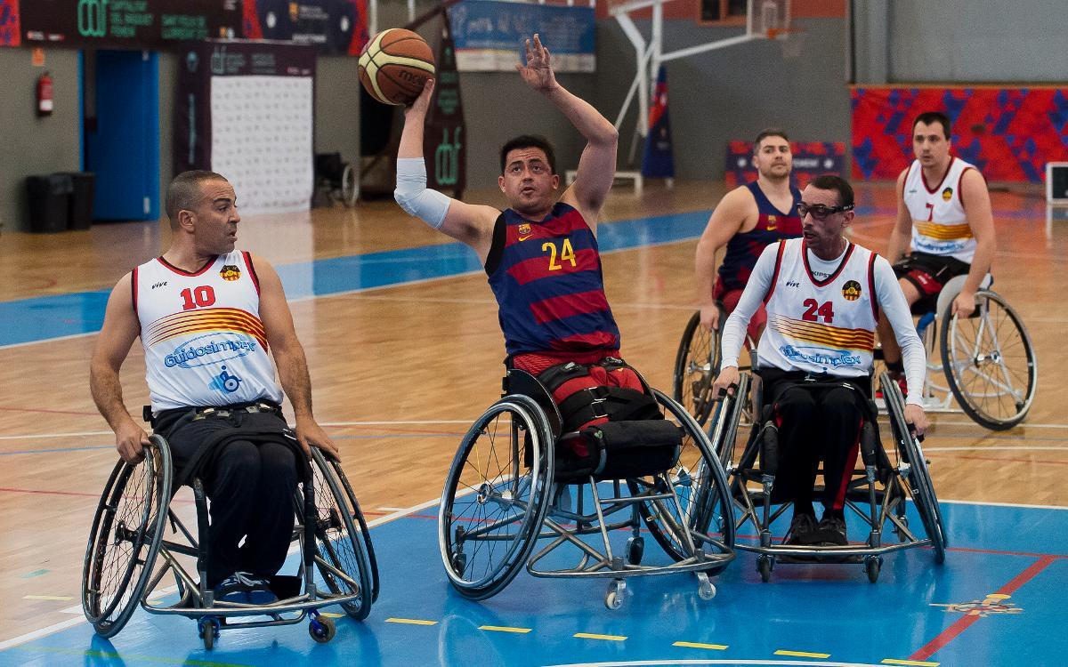 Sureste Gran Canària – UNES FC Barcelona: Debut amb victòria (27-47)