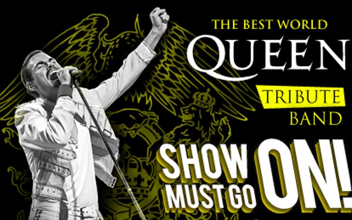 'Queen Tribute', en el Palau de la Música con descuento para los socios