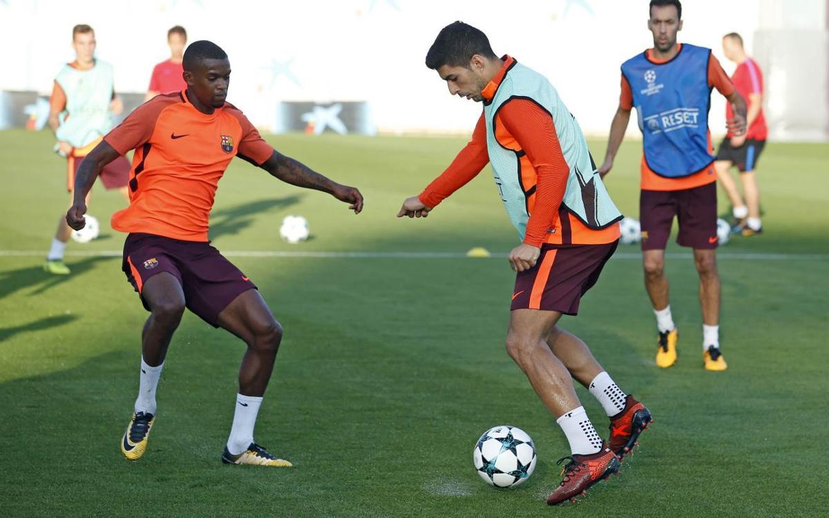 Le groupe du FC Barcelone convoqué pour affronter l'Olympiakos