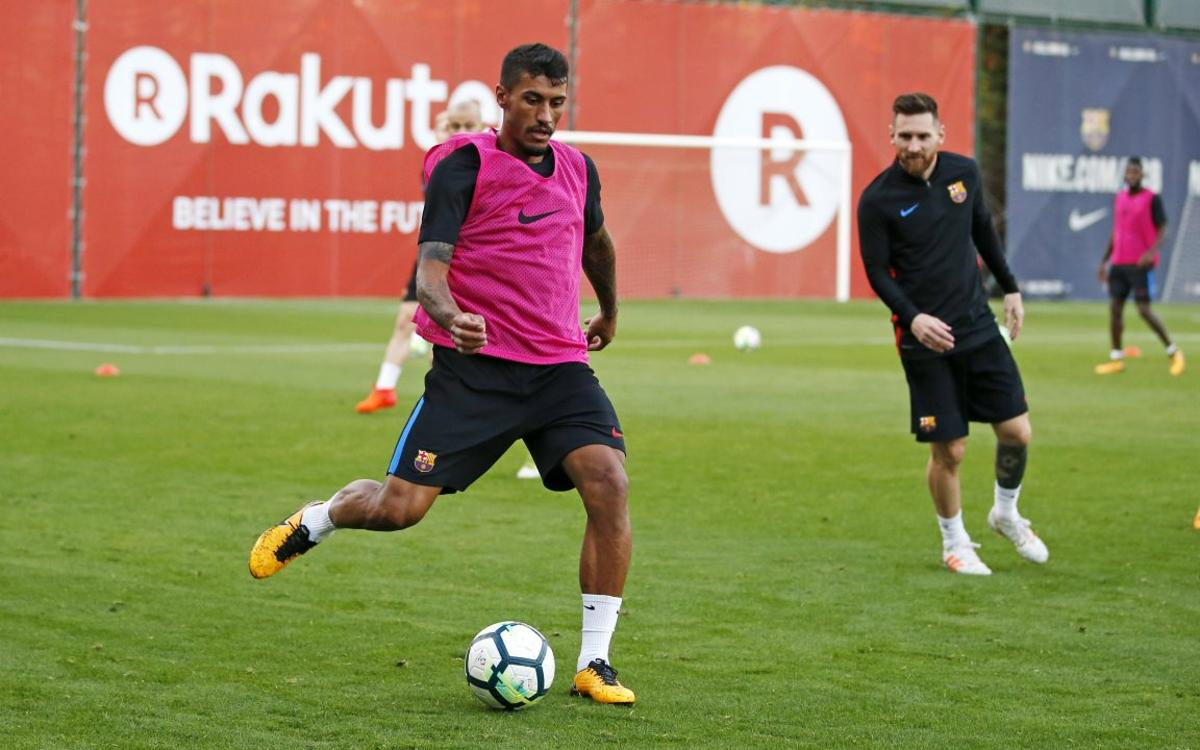 Barça's training schedule for a week with Copa del Rey and Liga matches