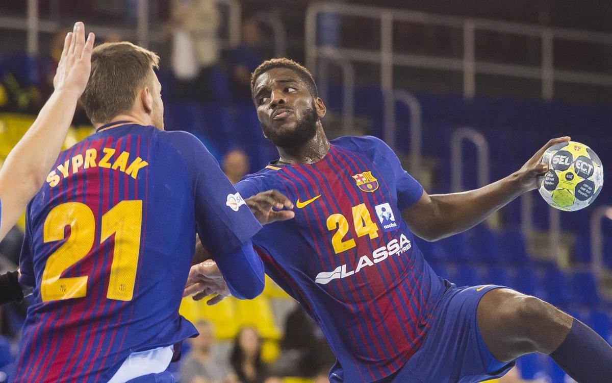 FC Barcelona Lassa – Liberbank Ciudad Encantada: El balonmano se adelanta en el Palau