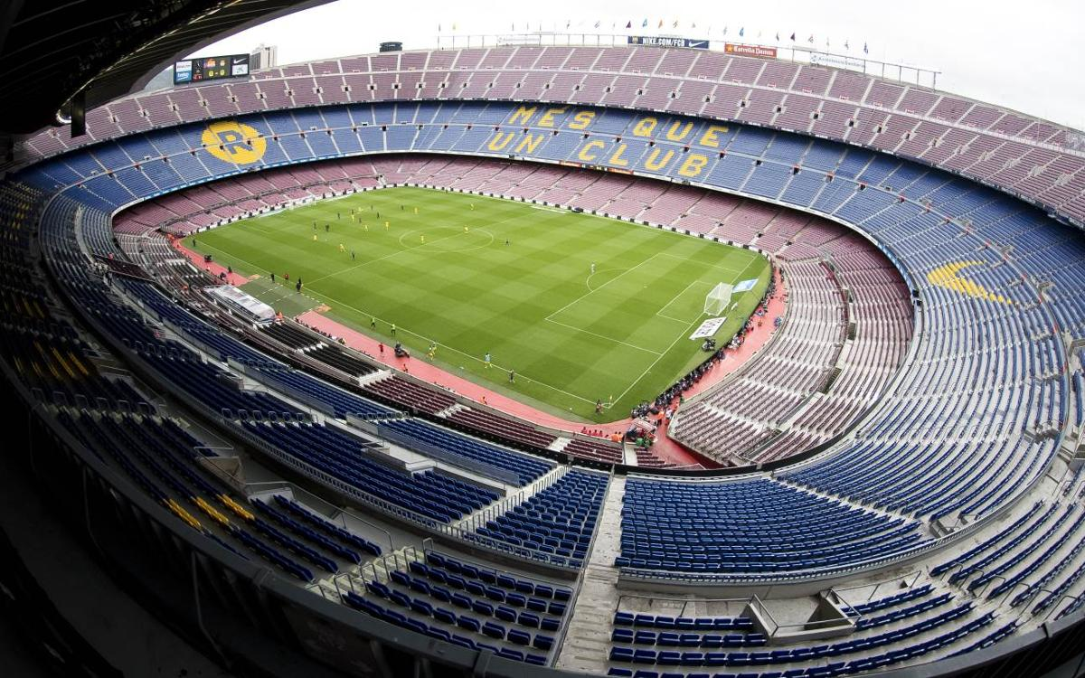 Video: Camp Nou's deafening silence speaks volumes