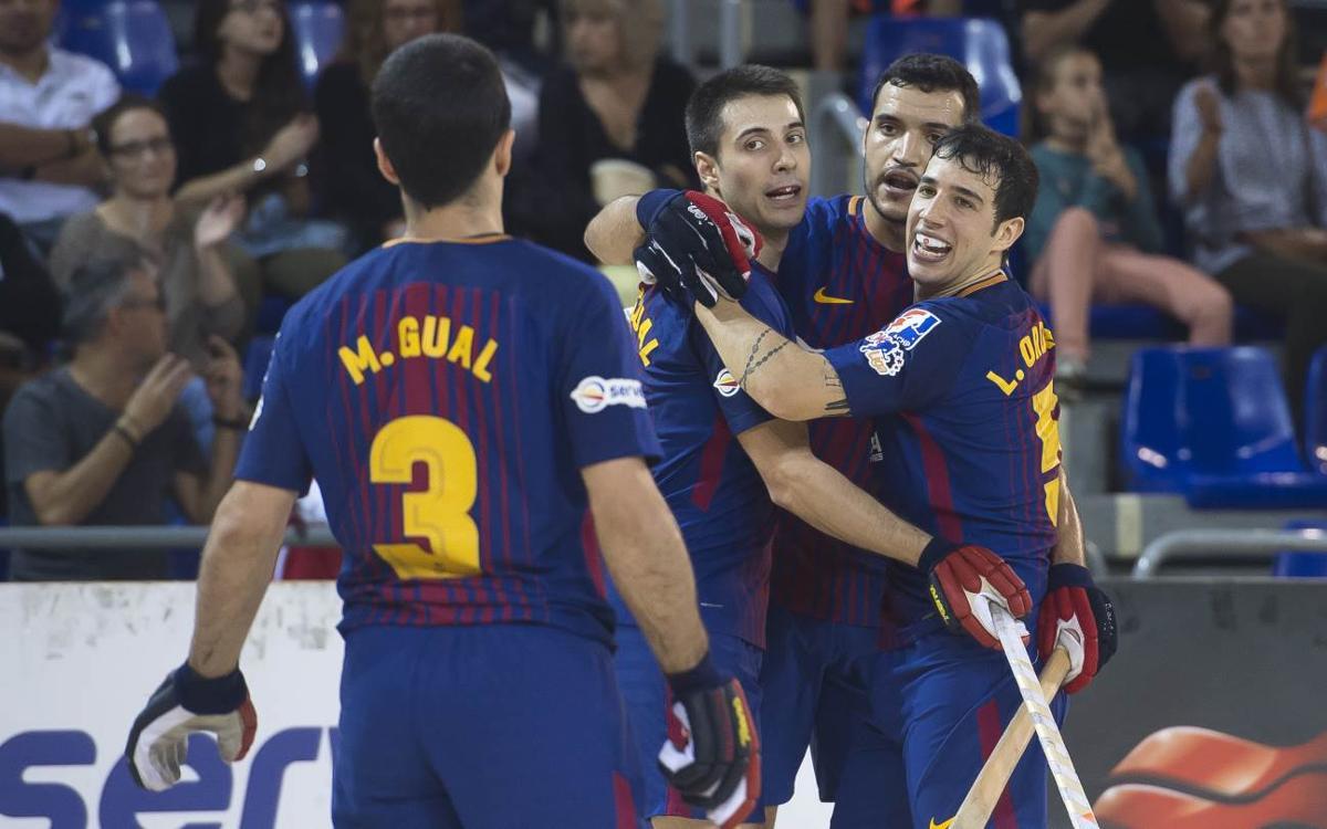 FC Barcelona Lassa 2-0 Arenys de Munt: The wins keep flowing