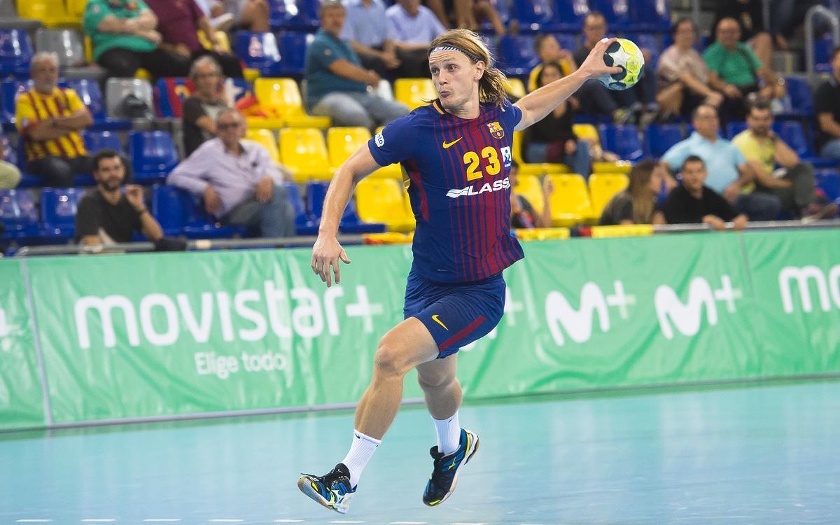 FC Barcelona Lassa – Atlético Valladolid: De primer plat, handbol al Palau
