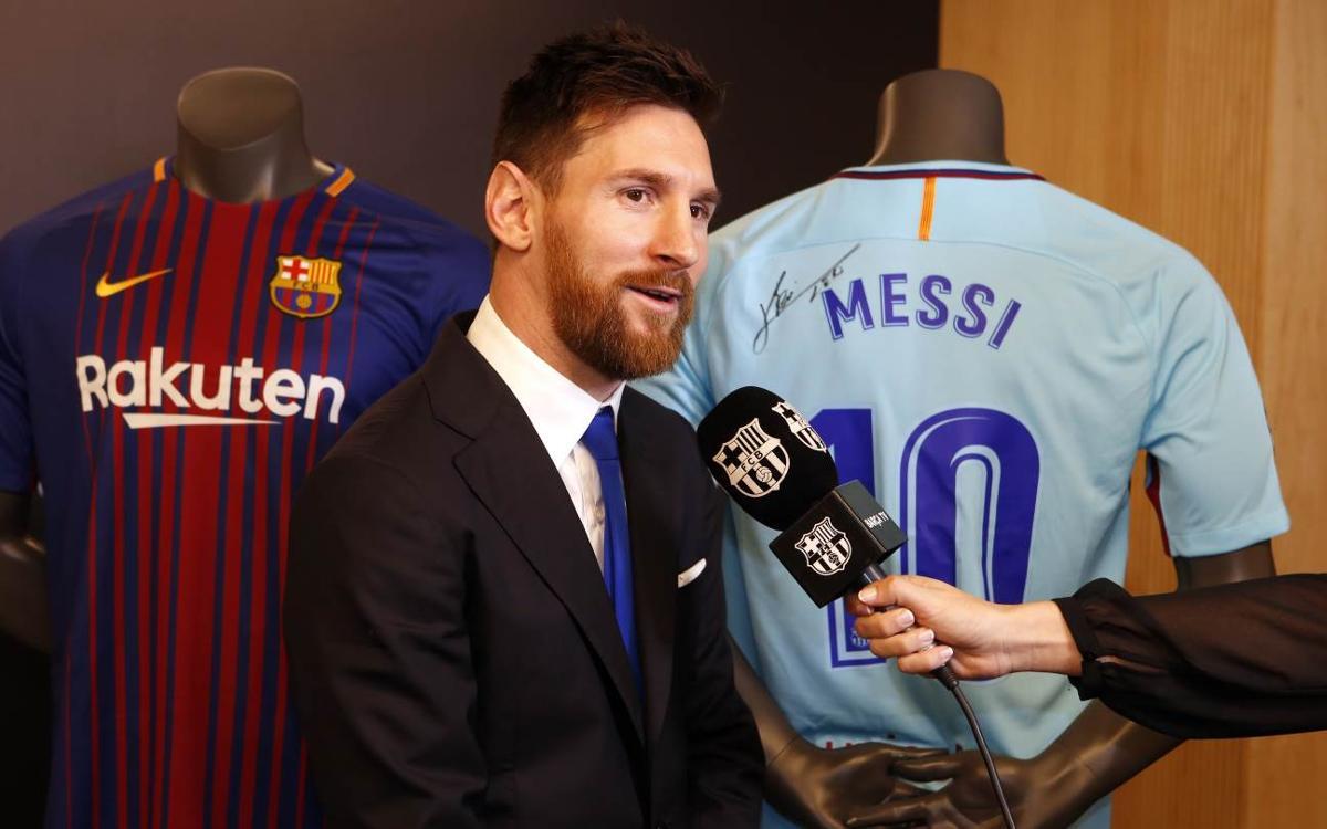 Vidéo - Lionel Messi :
