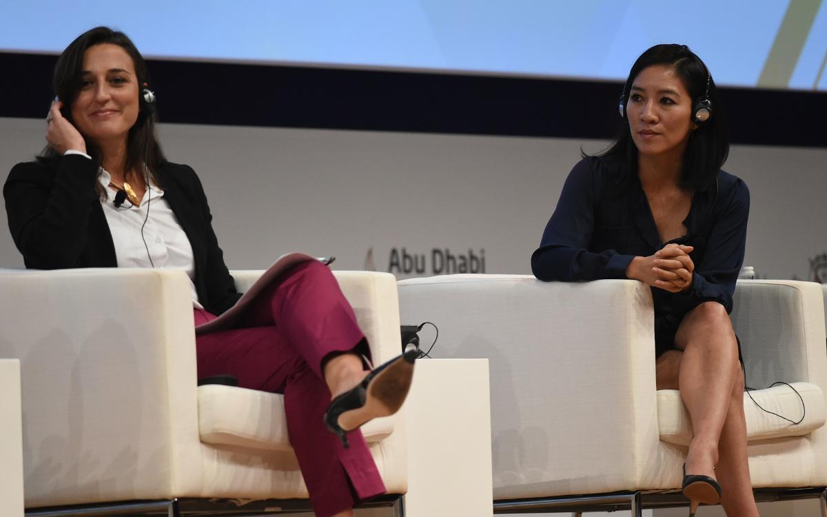 Maria Teixidor exposa l'impuls del paper de la dona al Barça a la conferència internacional sobre esports per a dones a Abu Dhabi