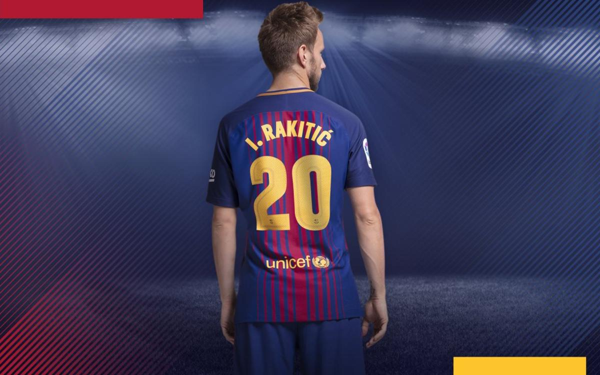 Ivan Rakitic, untouchable for Valverde