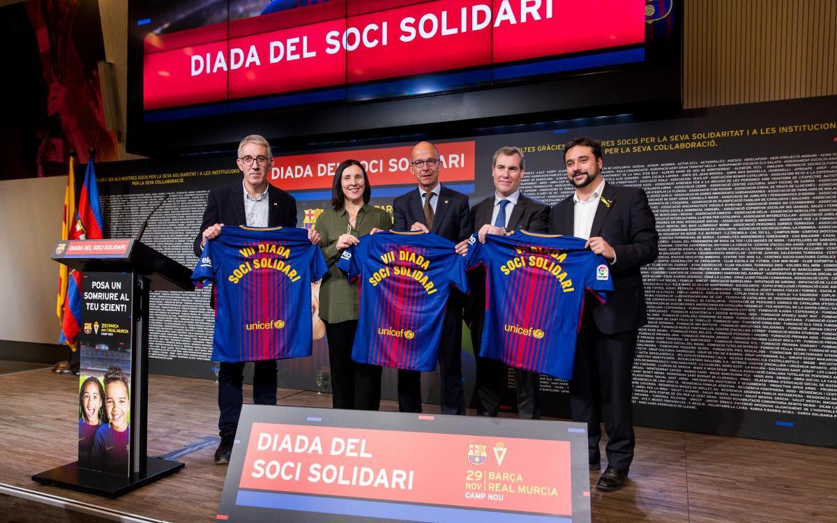 Más de 2.000 entidades colaboran en una Diada Solidaria pionera y consolidada gracias al apoyo de los socios