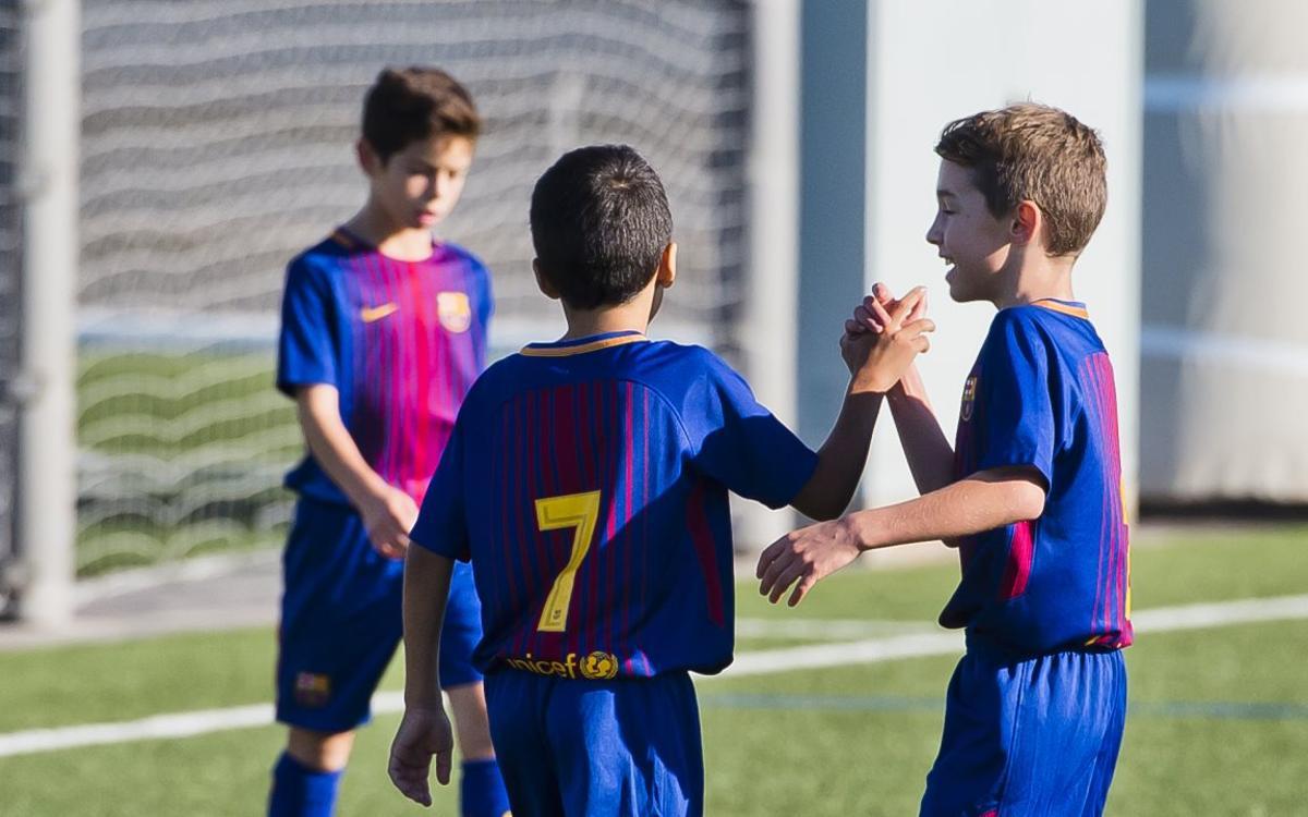Vidéo - Le Top 5 des buts de la Masia du FC Barcelone (25-26 novembre 2017)