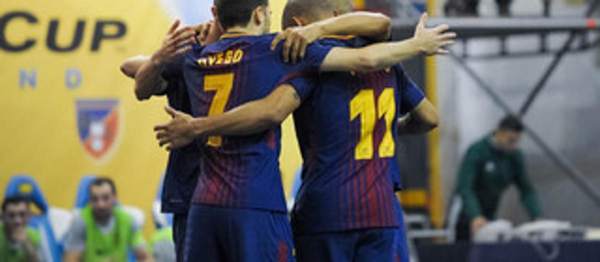 Futbol Sala - FC Barcelona B