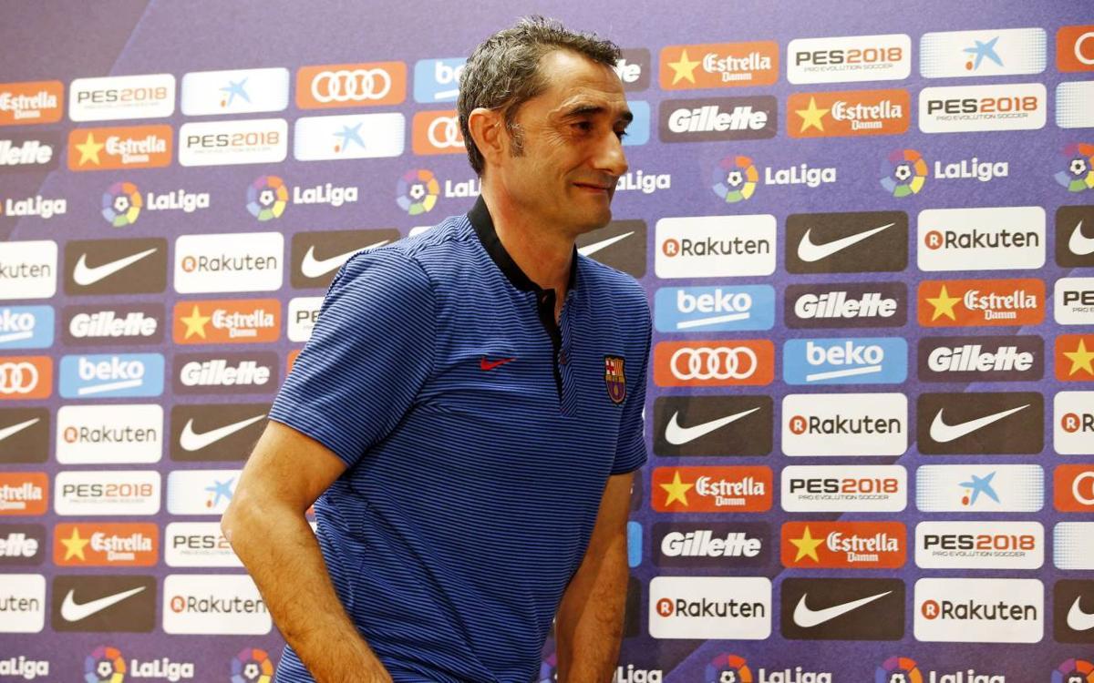 Ernesto Valverde: Sevilla won't sit back