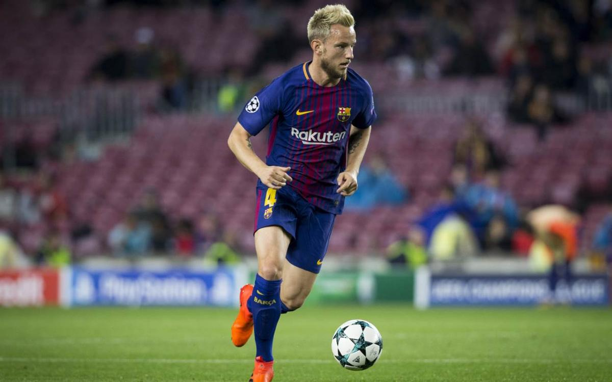 Rakitic es classifica per al Mundial