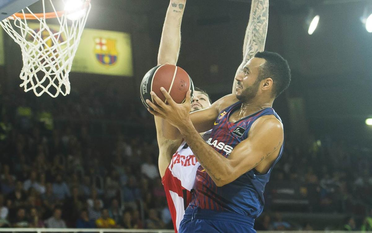 FC Barcelona Lassa - Kirolbet Baskonia: Sin margen de error en el Palau