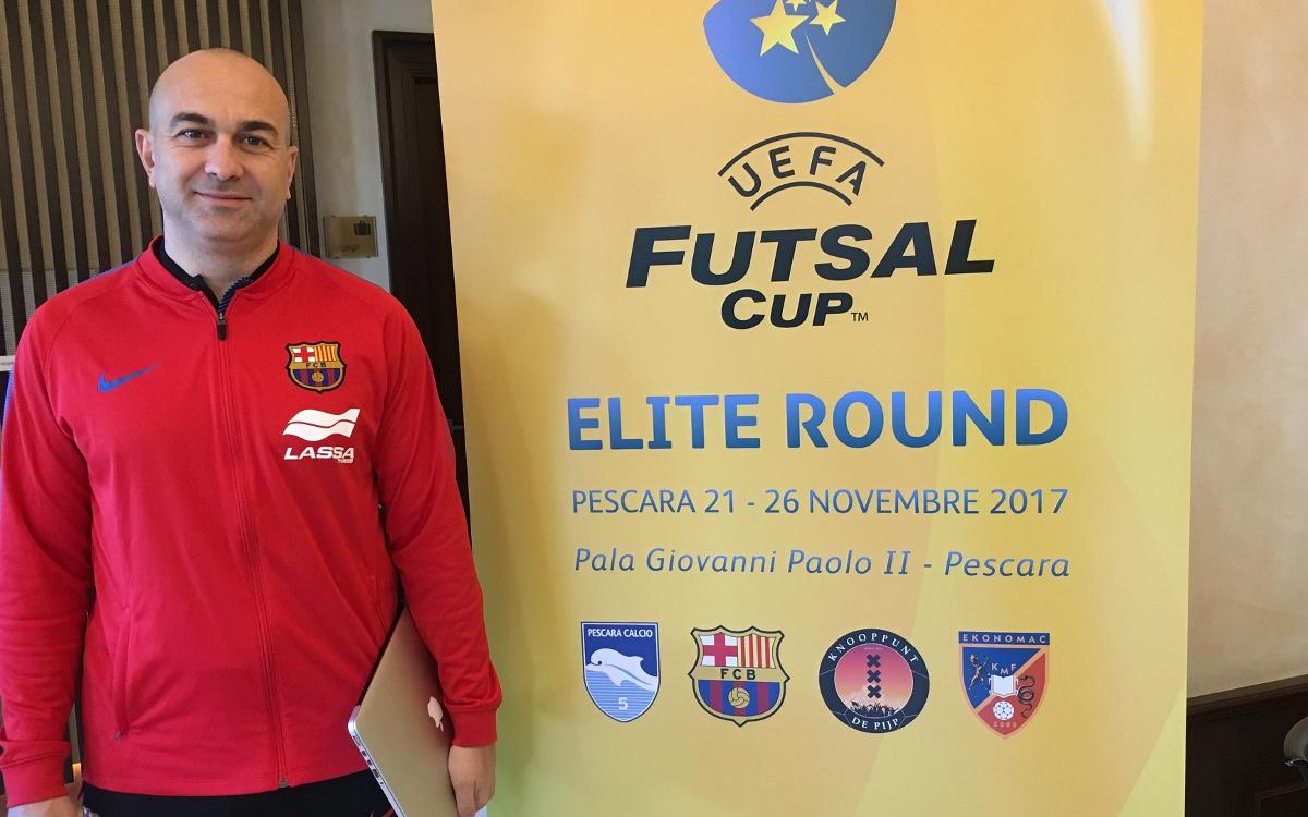 Todo sobre rivales en la Elite Round de Pescara