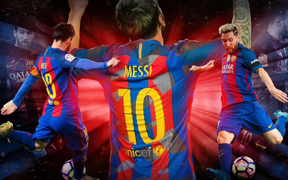 Vidéo - Tous les buts du Soulier d'Or Européen Leo Messi, en Liga 2016/17 avec le FC Barcelone