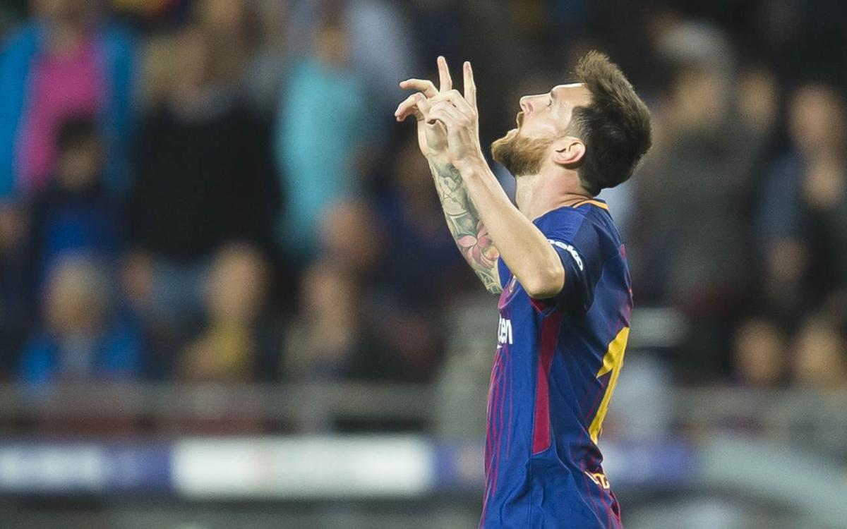 Avant-match   FC Barcelone - Eibar : Poursuivre le sans-faute