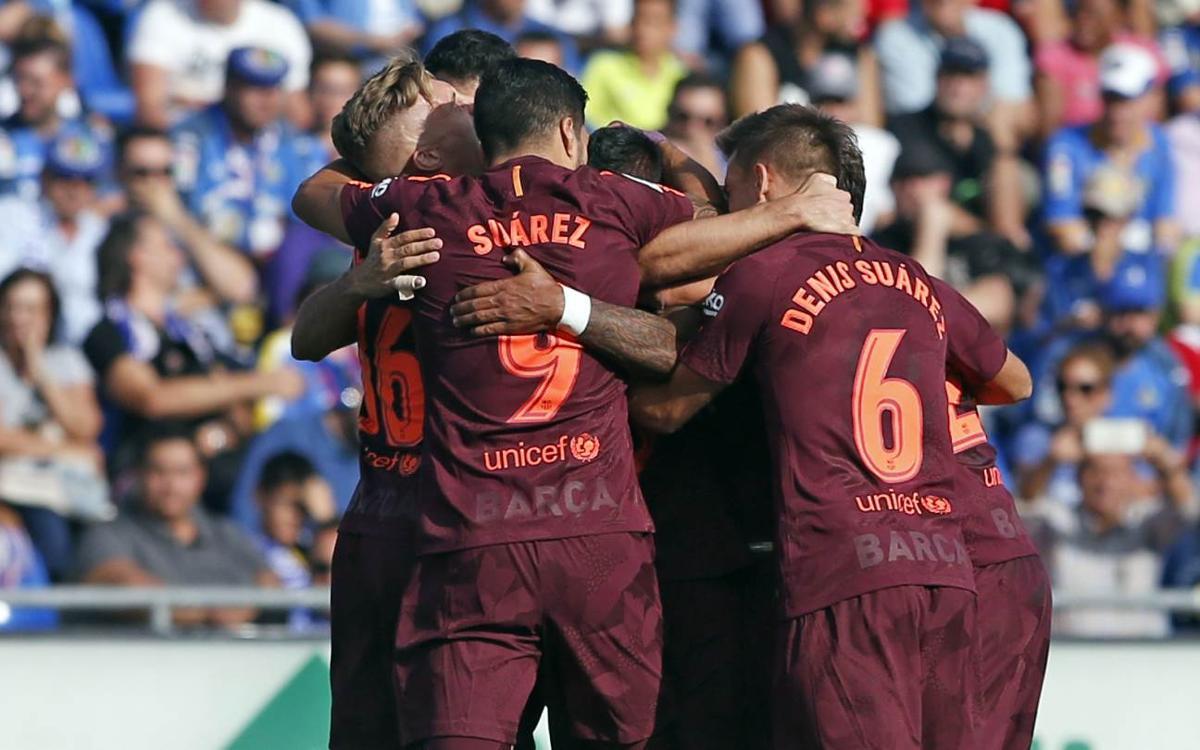 PRÈVIA - Sporting Clube de Portugal – FC Barcelona: Lisboa posa a prova la fiabilitat blaugrana