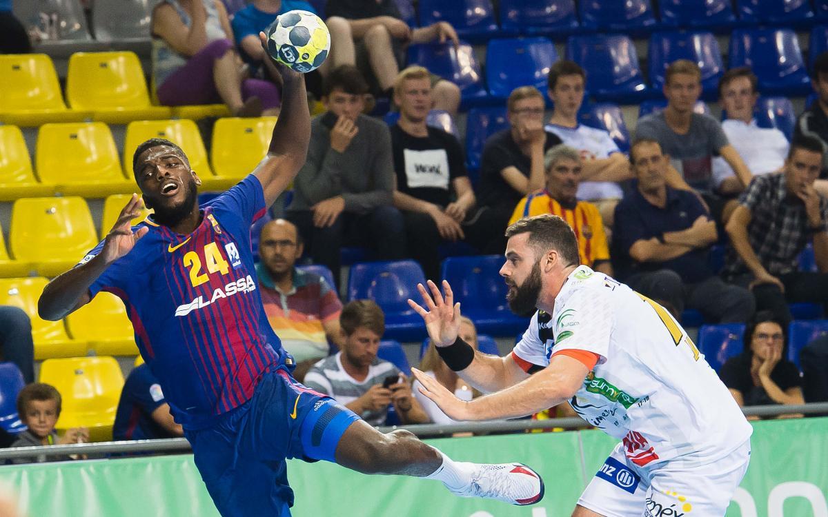 Ademar Leon 21-26 FC Barcelona Lassa: Unbeaten run stretched to 125 games