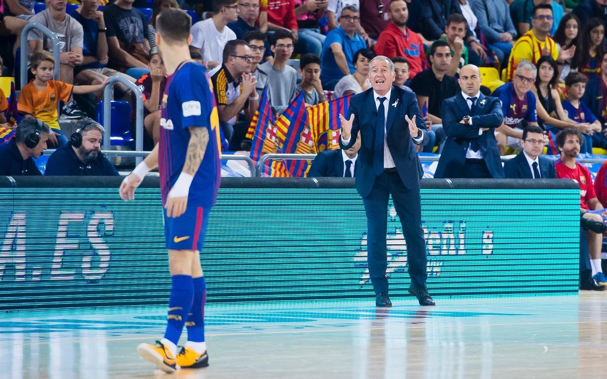 """Andreu Plaza: """"Estic segur que l'equip reaccionarà contra el Palma"""""""