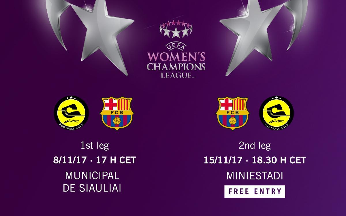 Los horarios de los octavos de Champions League, confirmados
