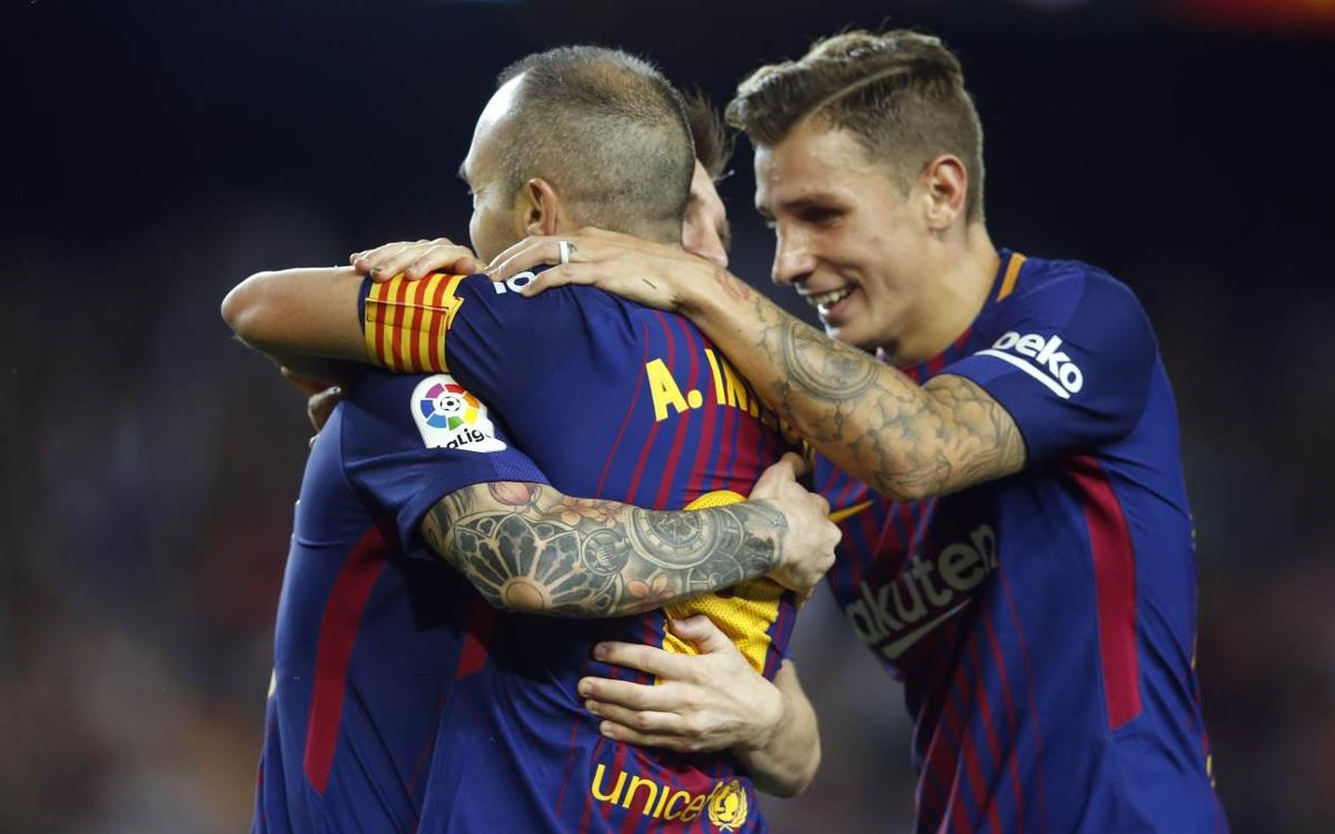 Chronique | FC Barcelone – Malaga : La cadence infernale continue ! (2-0)