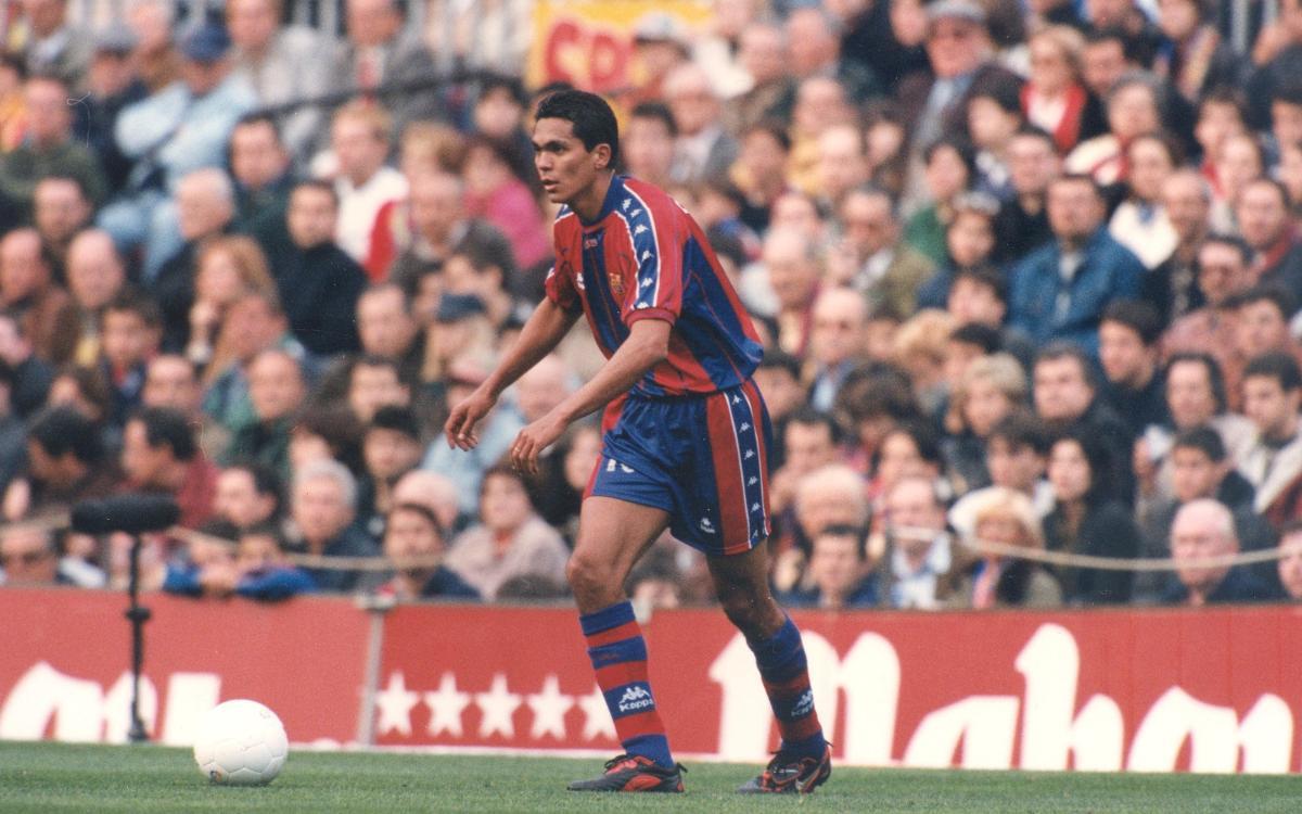 Giovanni Silva, el '10' del Barça y de Olympiacos