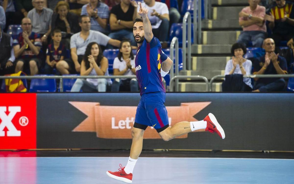 FC Barcelona Lassa – HBC Nantes: Un duelo inédito con muchas caras conocidas