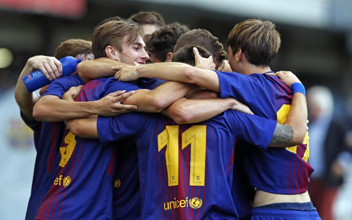 FC Barcelona 1-0 Juventus: Three points on European debut