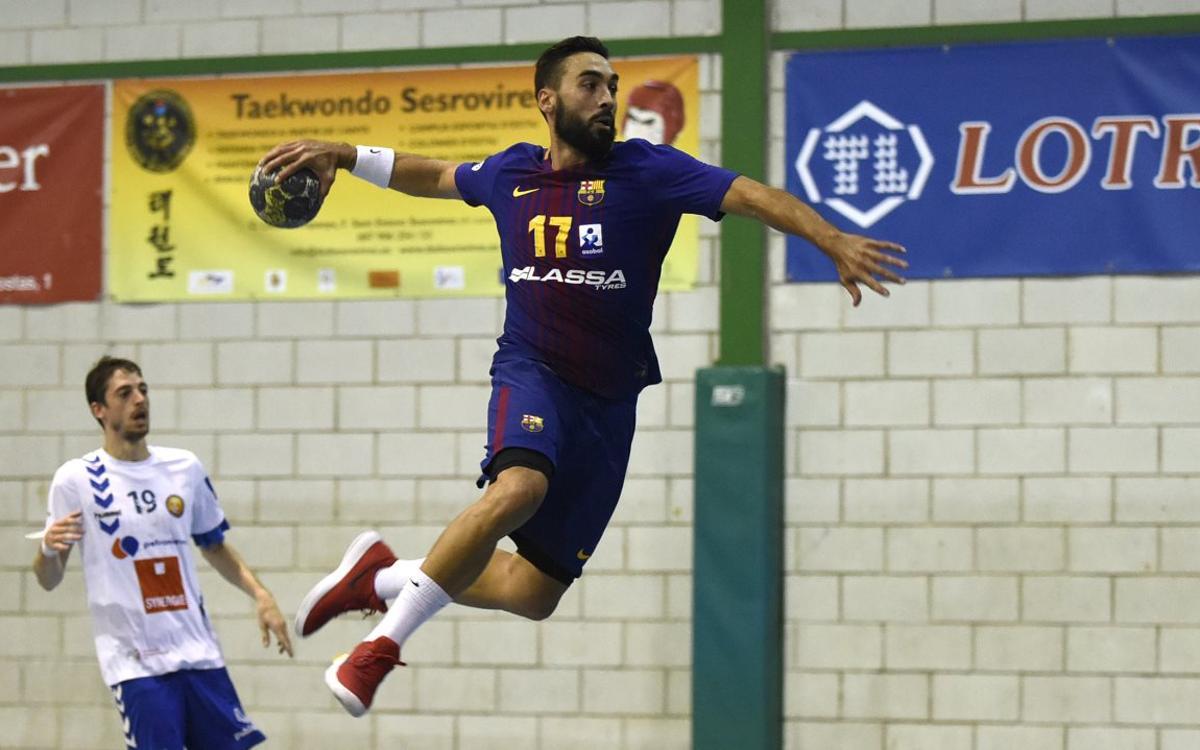 CH Sant Esteve Sesrovires – FC Barcelona Lassa: Into the final (21-32)