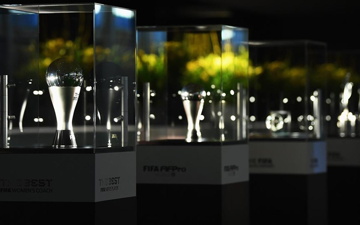 Leo Messi et Lieke Martens, candidats au Prix de The Best de la FIFA