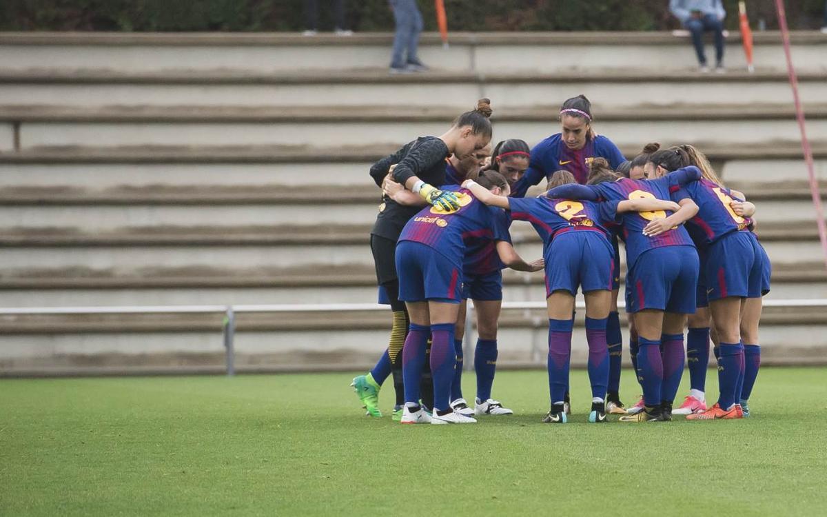 Reial Societat – FC Barcelona Femení (prèvia): Alta dificultat