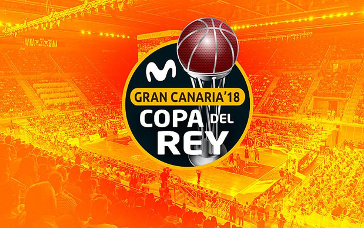 Els abonaments per a la Copa del Rei 2018, a la venda el dimarts 10 d'octubre