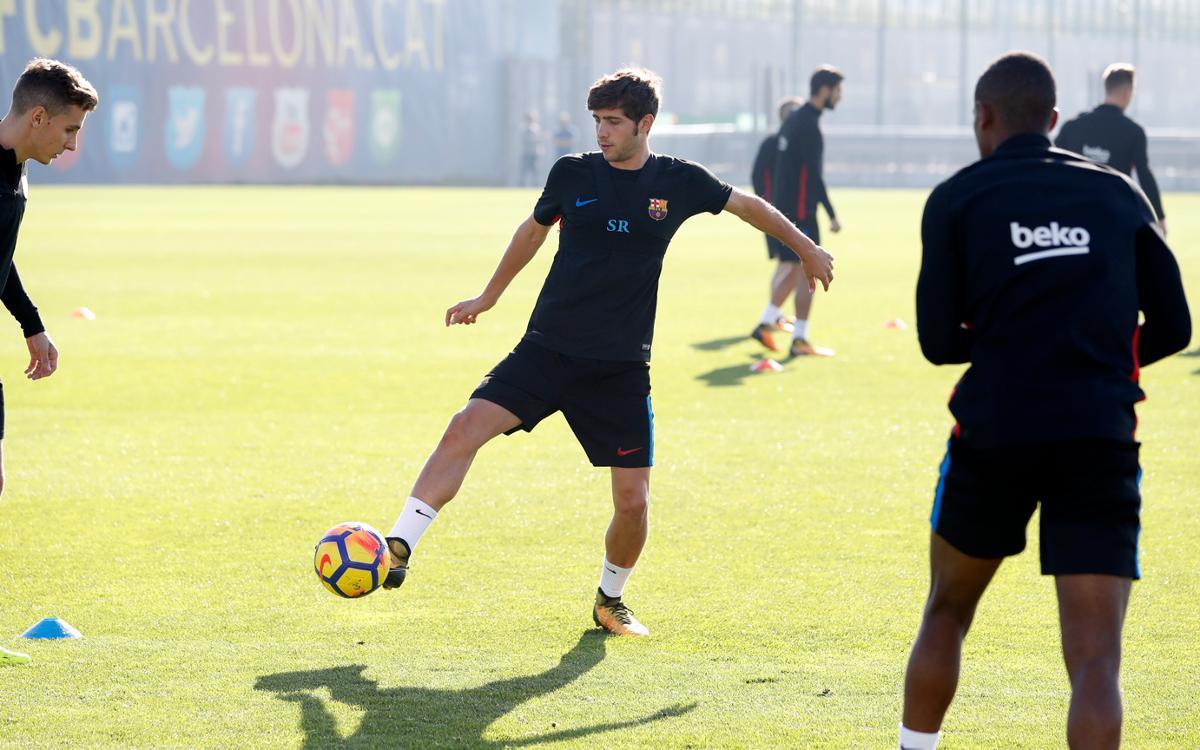 The first team focus on San Mamés