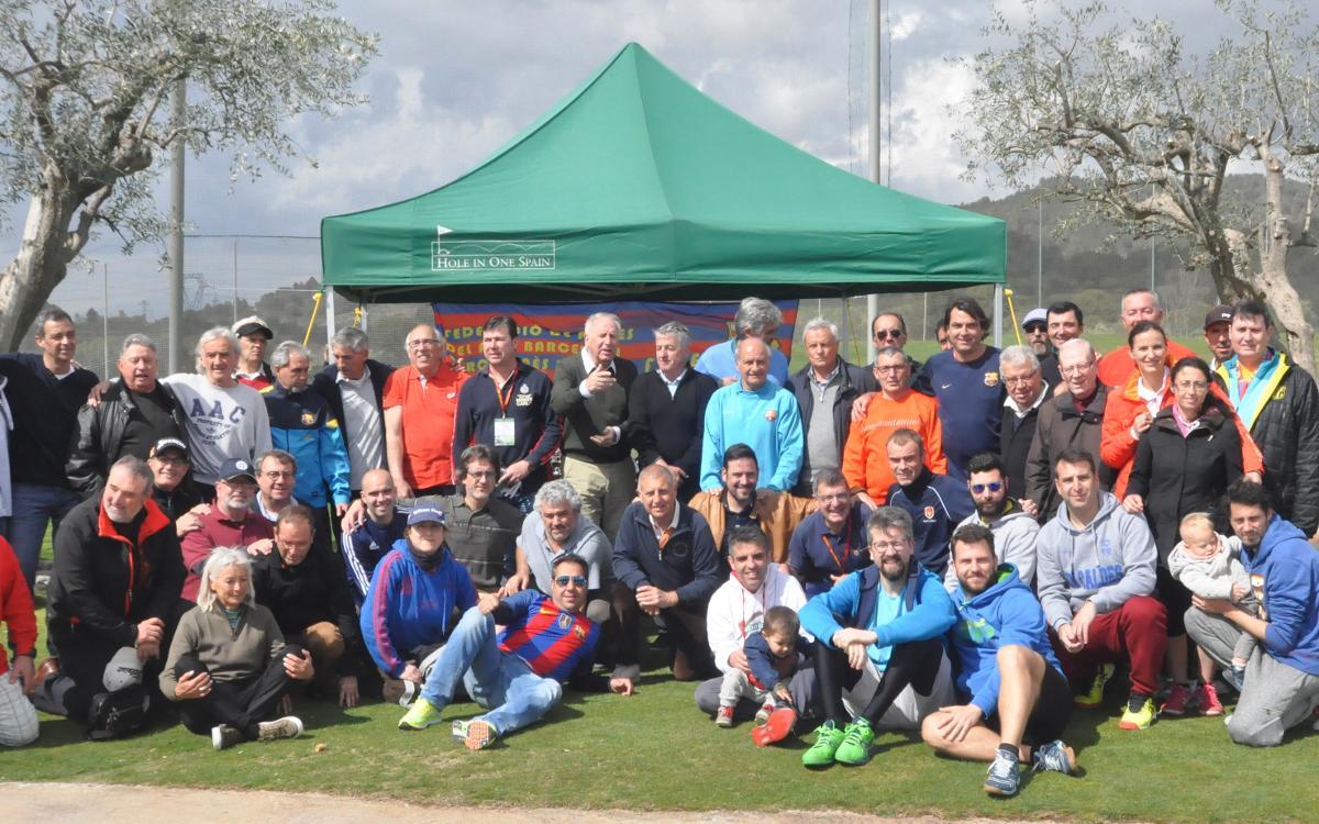 I Barça Penyes Golf Open