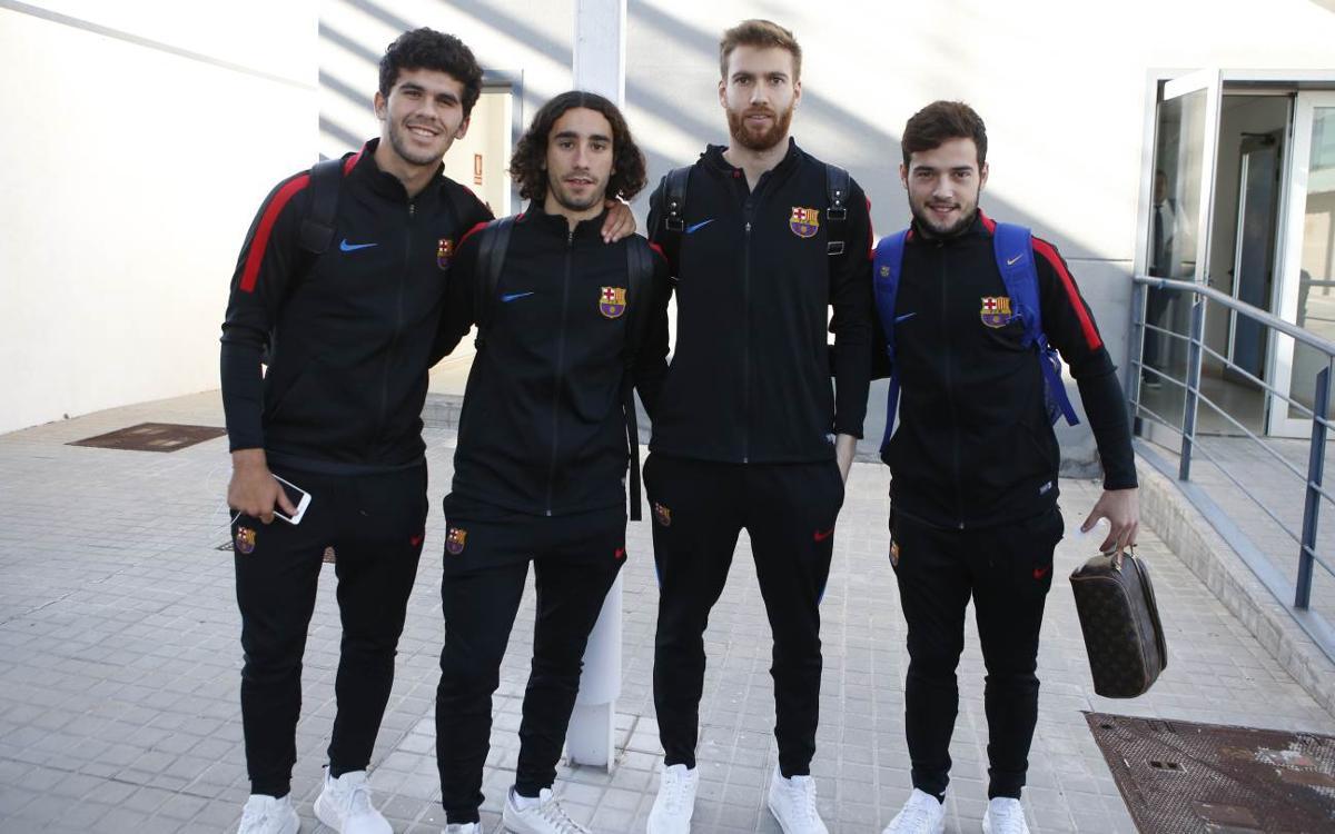 Real Murcia - FC Barcelona: Se estrena el tricampeón de Copa