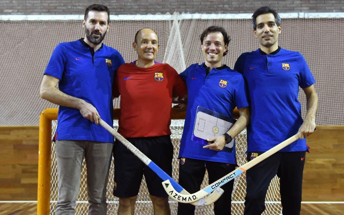 El hockey formativo, ganar formando y siguiendo el modelo de juego del primer equipo