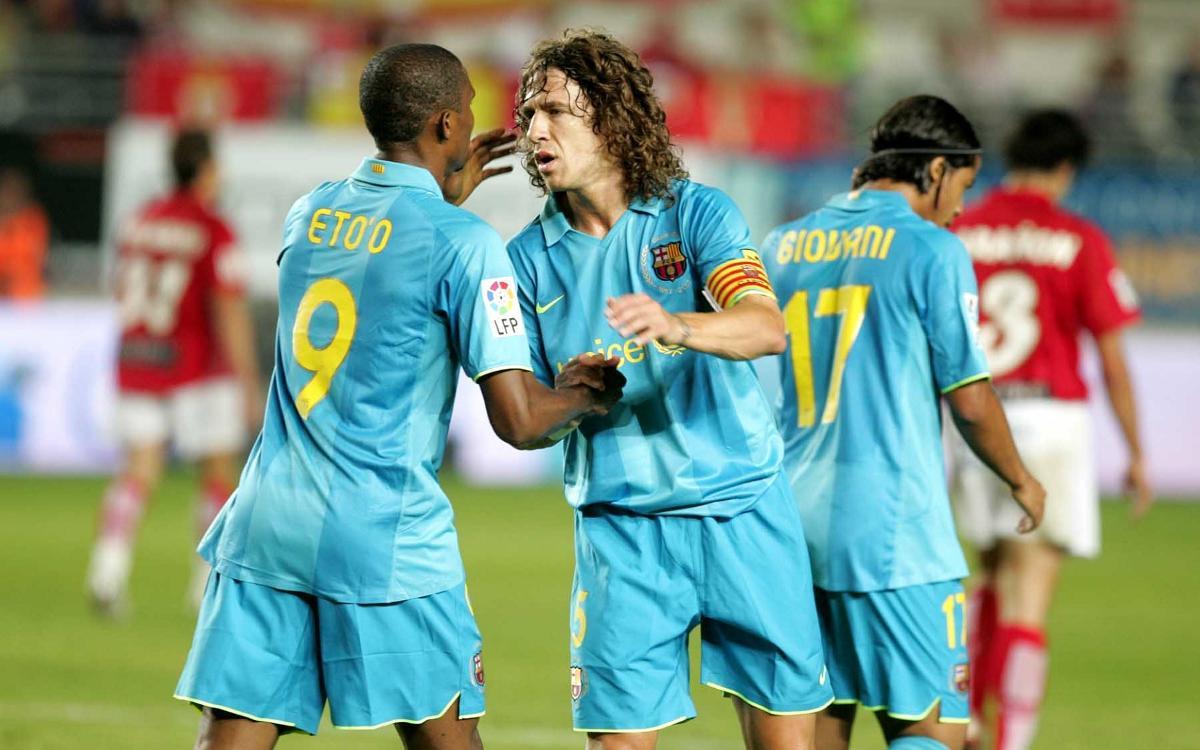 Recordes aquests tres grans gols a Múrcia?