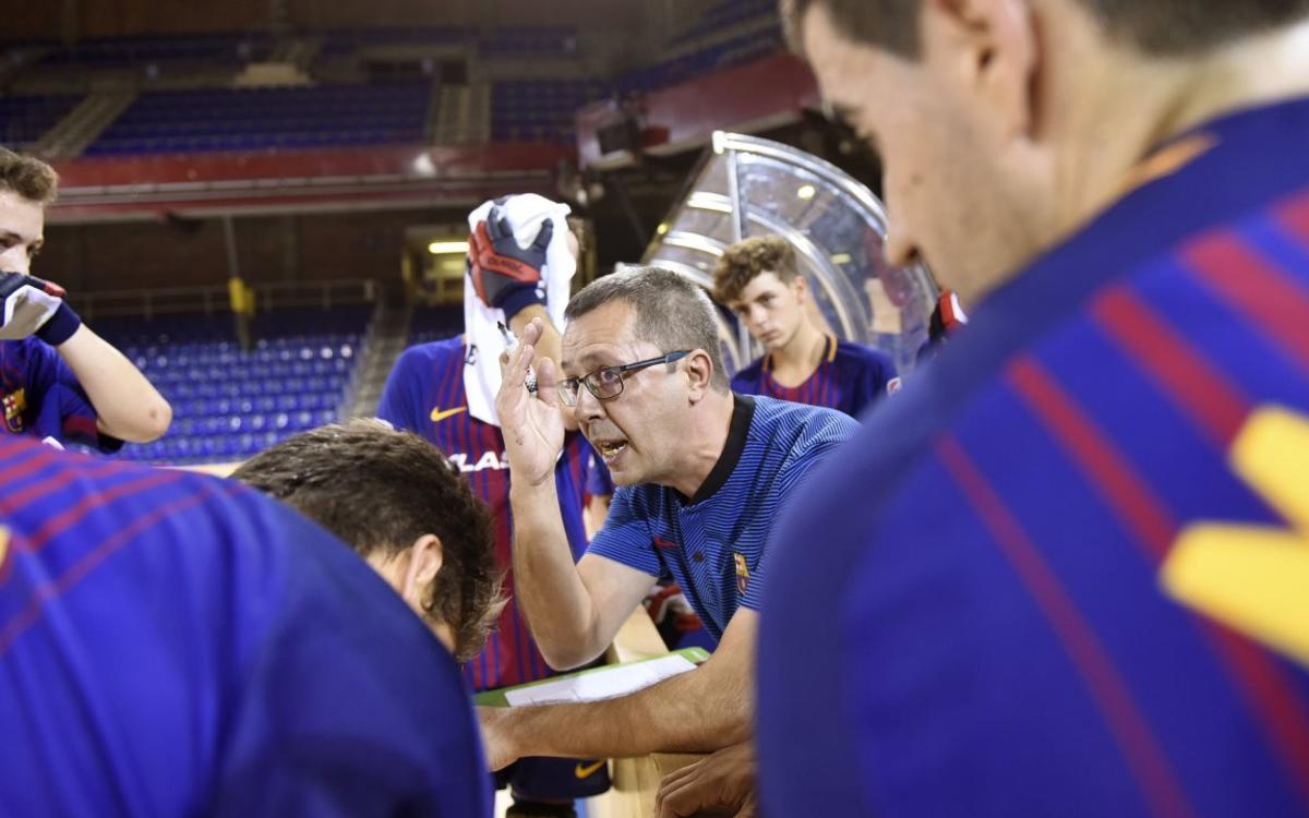 Barça Lassa - PAS Alcoi: Dos reforços més per a la segona cita al Palau Blaugrana
