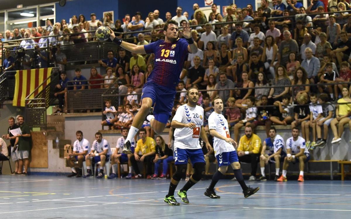 CH Sant Esteve Sesrovires – Barça Lassa: Un partit clàssic per començar a competir