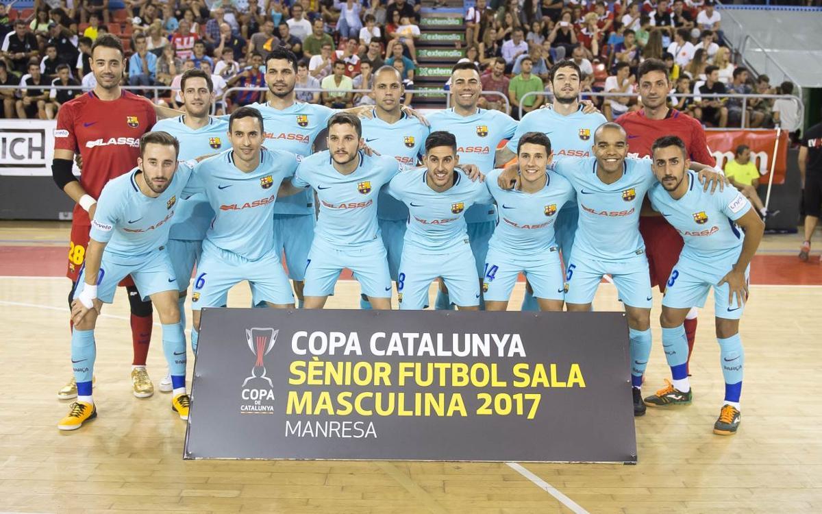 La final més esperada a la Copa Catalunya