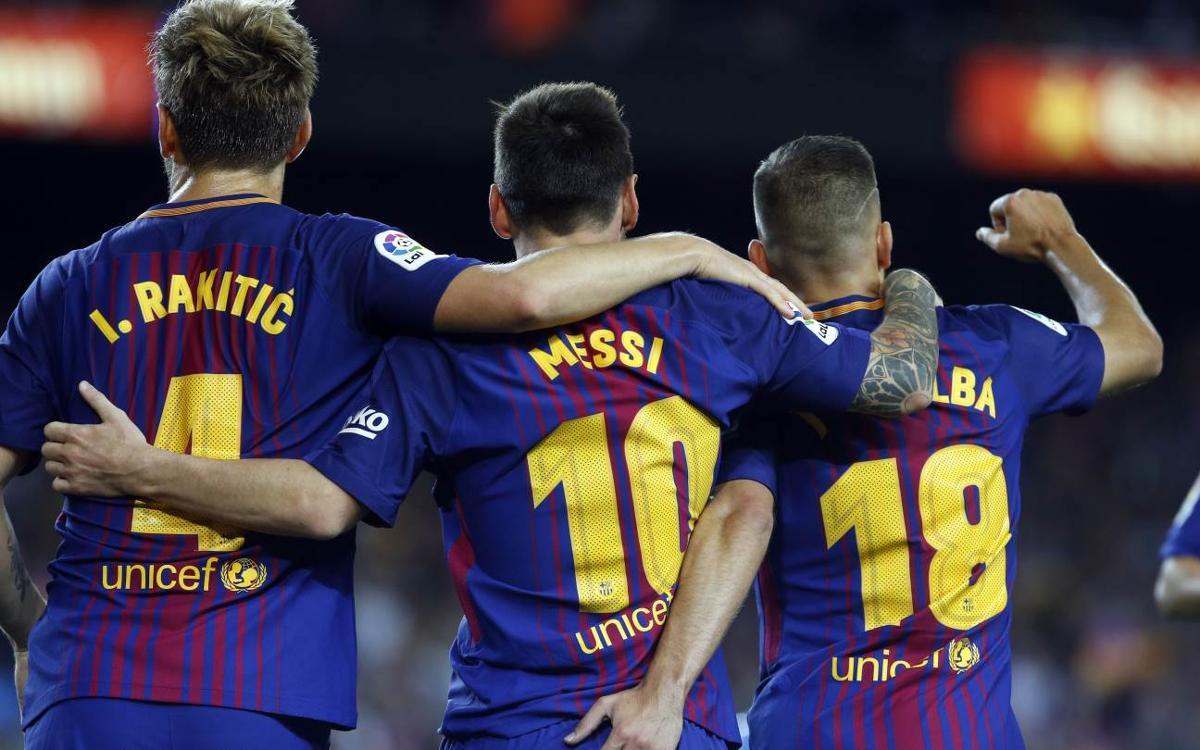 FC Barcelona – SD Eibar: El líder vol continuar sumant